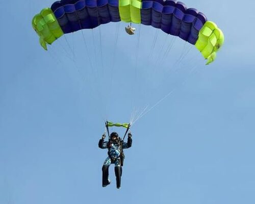 Hen Party Parachuting
