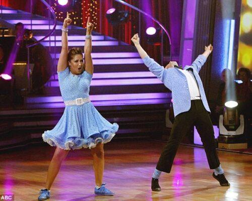 Jive Dancing