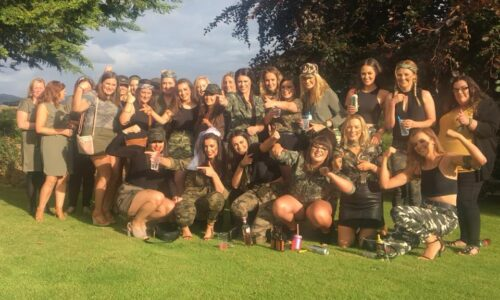 Hen Party Outdoor Pursuits