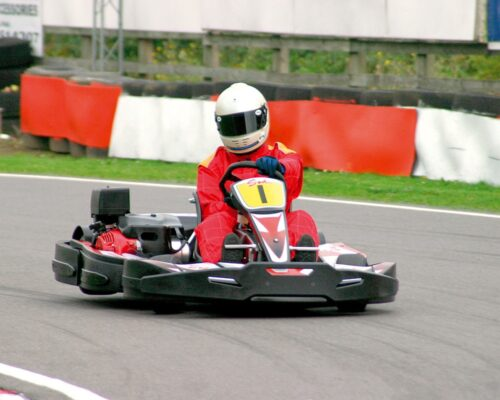 Stag Grand Prix Karting