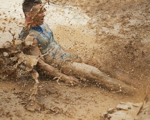 Stag Mud Run